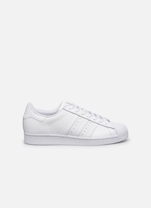 Sneakers adidas originals Superstar Bianco immagine posteriore