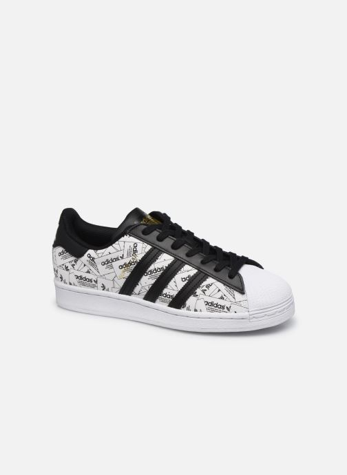 adidas originals Superstar (Blanc) Baskets chez Sarenza