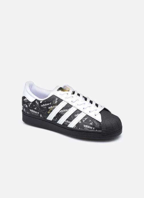 Sneakers adidas originals Superstar Nero vedi dettaglio/paio