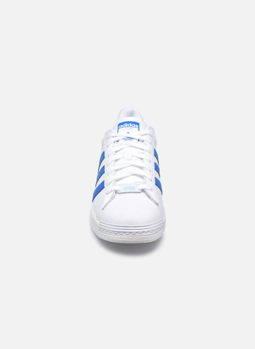 Sneakers adidas originals Superstar Hvid se skoene på