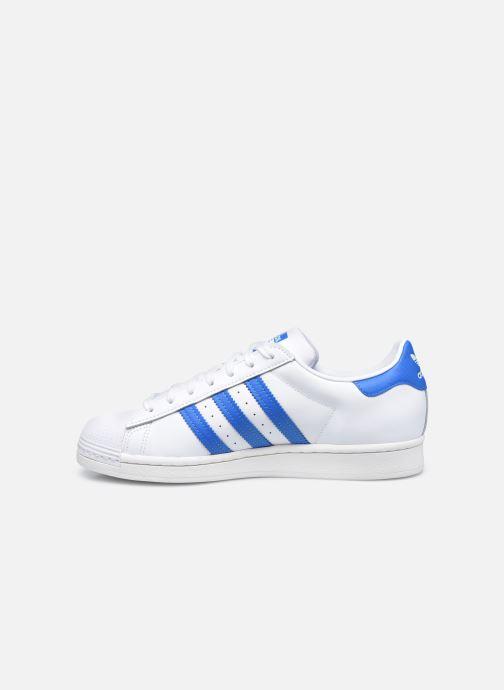 Deportivas adidas originals Superstar Blanco vista de frente