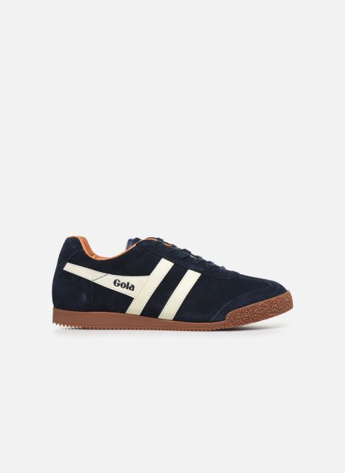 Sneakers Gola Harrier Blauw achterkant