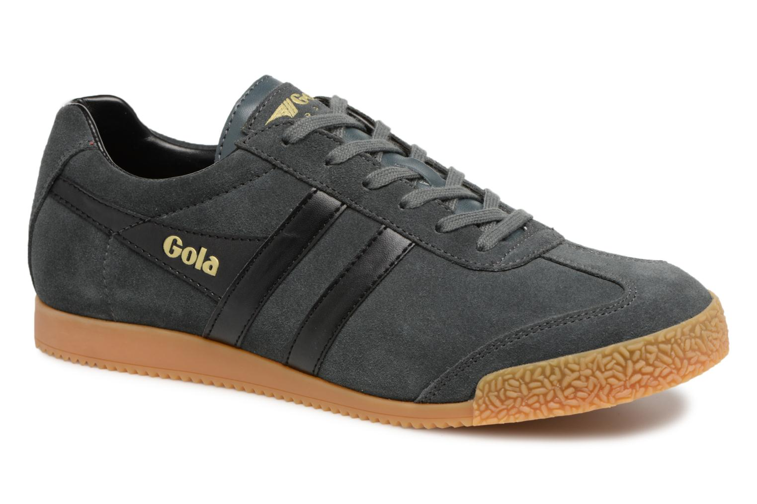 Gola Harrier (Bleu) - Baskets en Más cómodo Super rabais