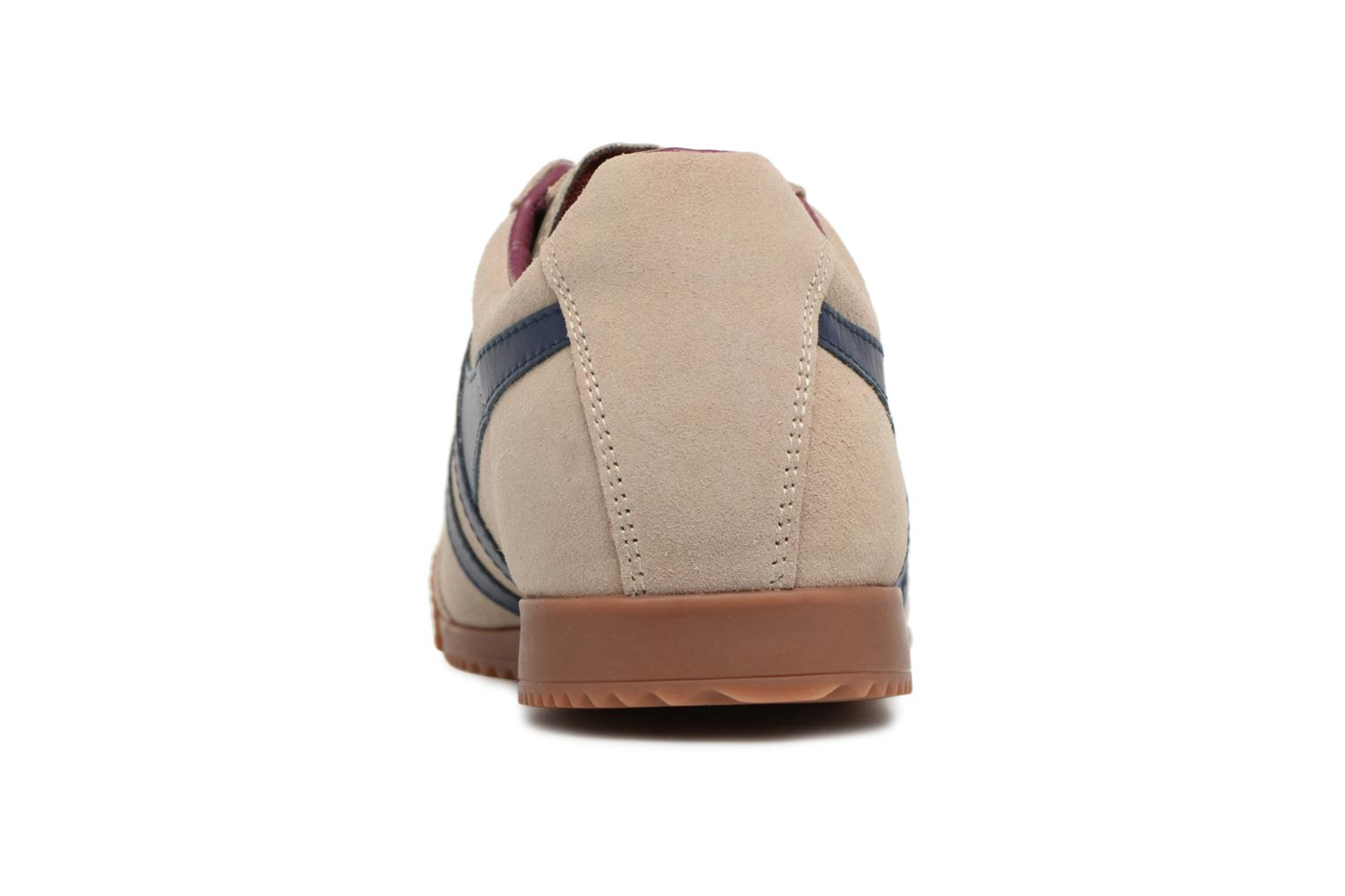 Trainers Gola Harrier Grey view from the right
