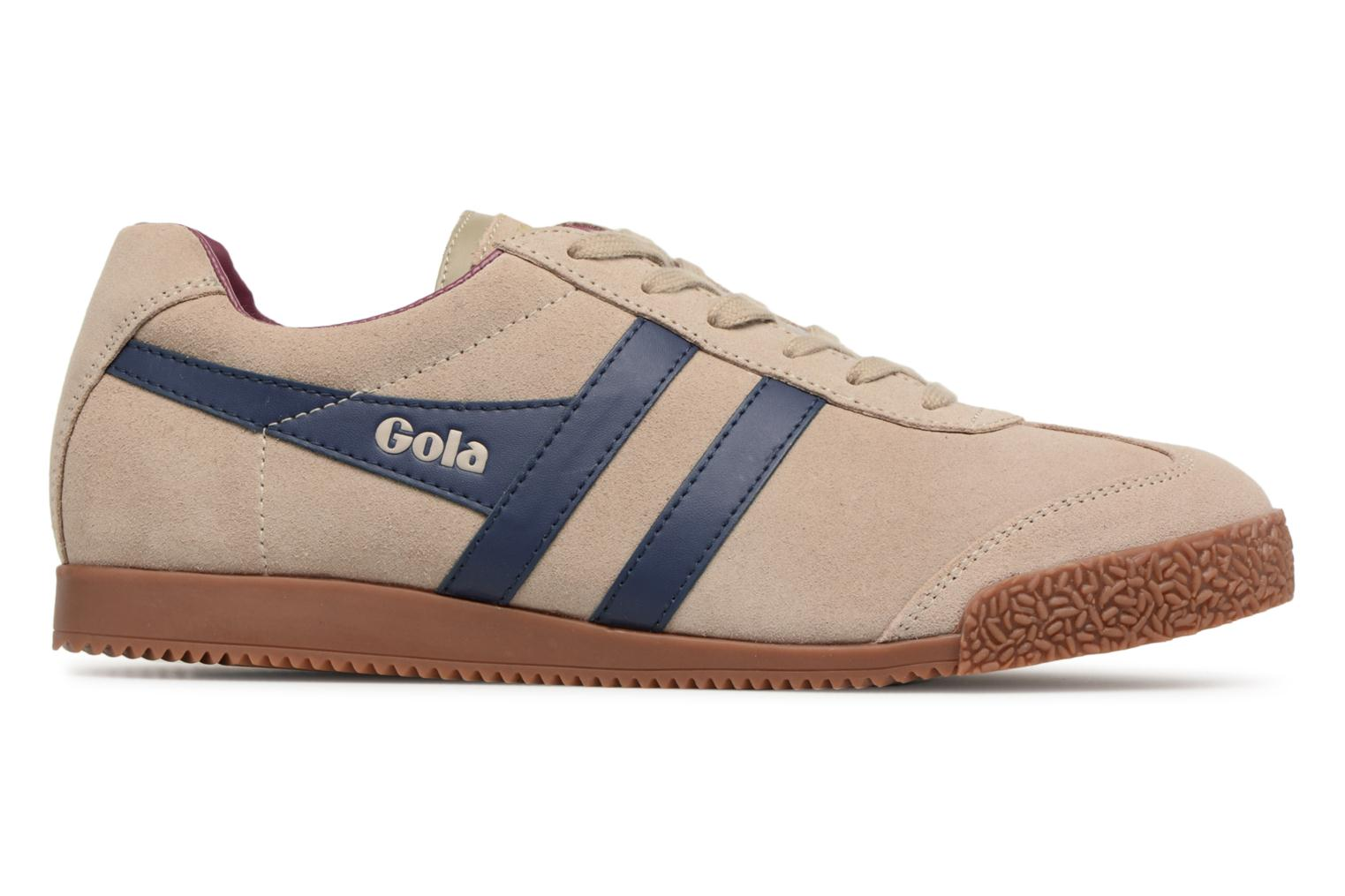 Trainers Gola Harrier Grey back view