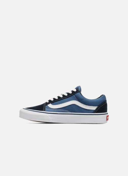 Sneakers Vans Old Skool W Blauw voorkant