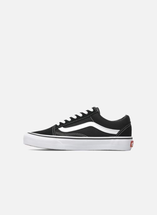 Sneaker Vans Old Skool W schwarz ansicht von vorne
