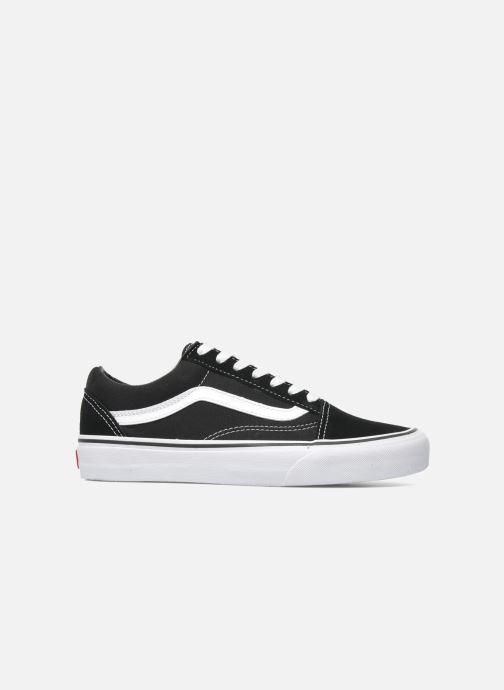 Sneakers Vans Old Skool W Zwart achterkant