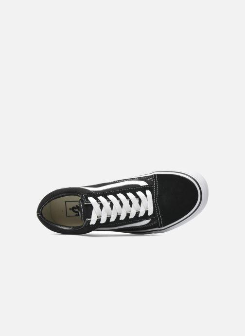 Sneakers Vans Old Skool W Nero immagine sinistra