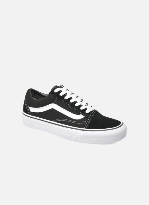 Sneakers Vans Old Skool W Zwart detail