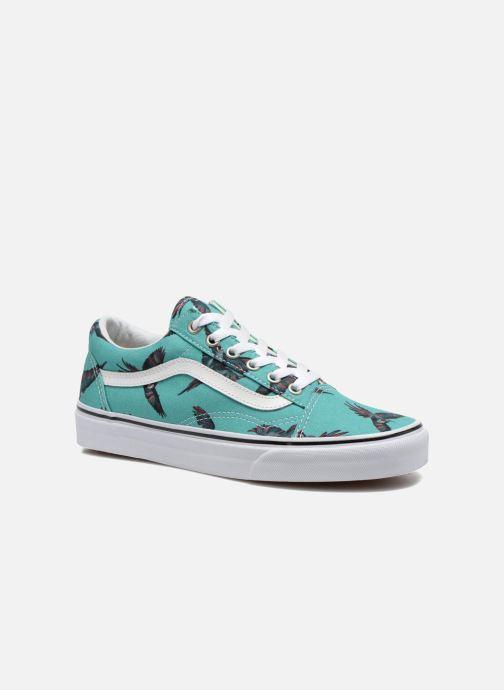 Vans Old Skool W (Green) - Trainers chez Sarenza (249076) ab8197208