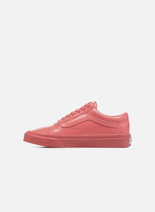 Sneakers Vans Old Skool W Rosa immagine frontale