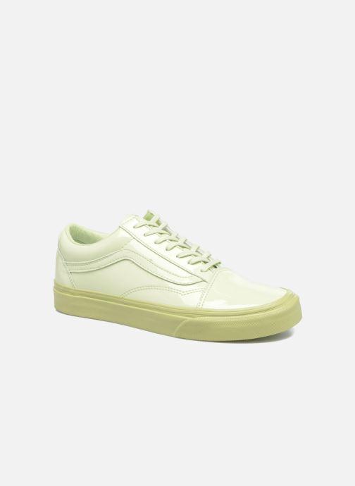 Sneaker Vans Old Skool W grün detaillierte ansicht/modell
