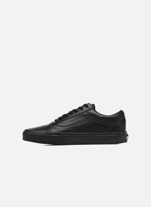 Baskets Vans Old Skool W Noir vue face
