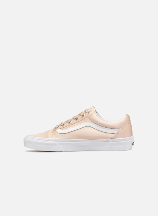 Baskets Vans Old Skool W Rose vue face