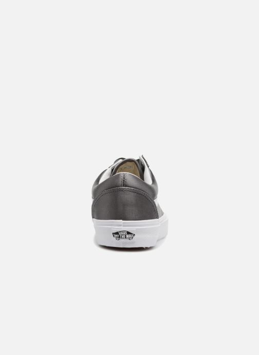 Trainers Vans Old Skool W Grey view from the right