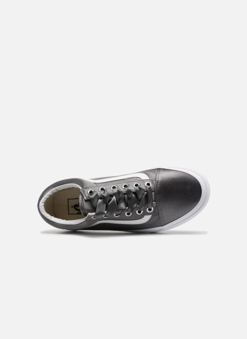 Trainers Vans Old Skool W Grey view from the left