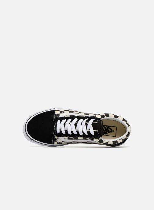 Sneaker Vans Old Skool W schwarz ansicht von links
