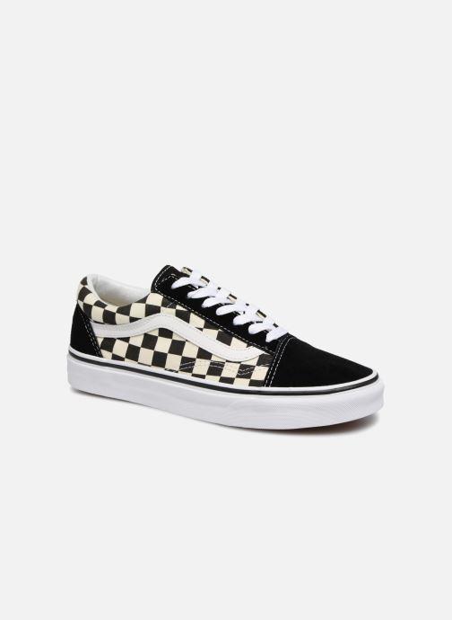 Sneaker Vans Old Skool W schwarz detaillierte ansicht/modell