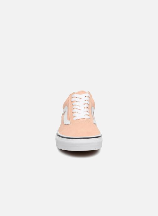 Vans Old Skool W (Orange) Baskets chez Sarenza (332975)