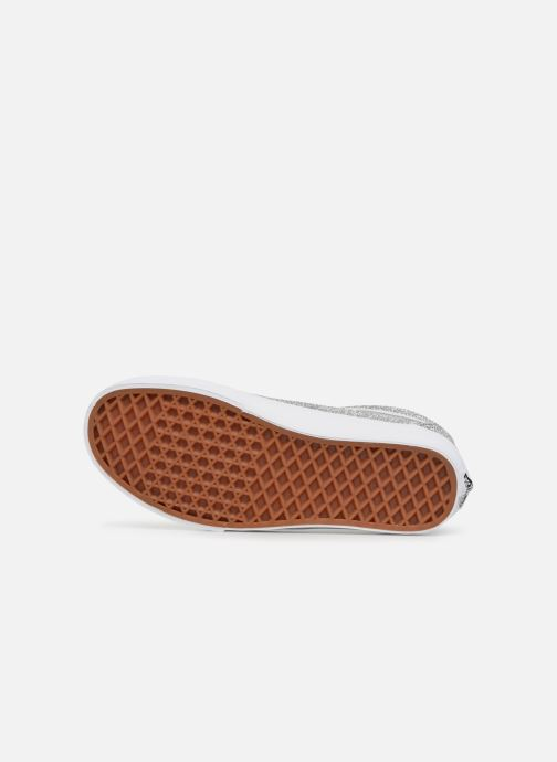 Baskets Vans Old Skool W Gris vue haut