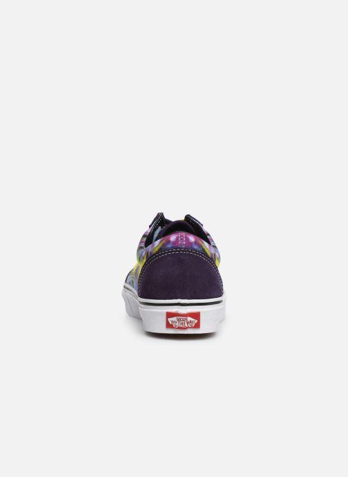 Skool W mehrfarbig Vans 358907 Old Sneaker 8zqUwU4