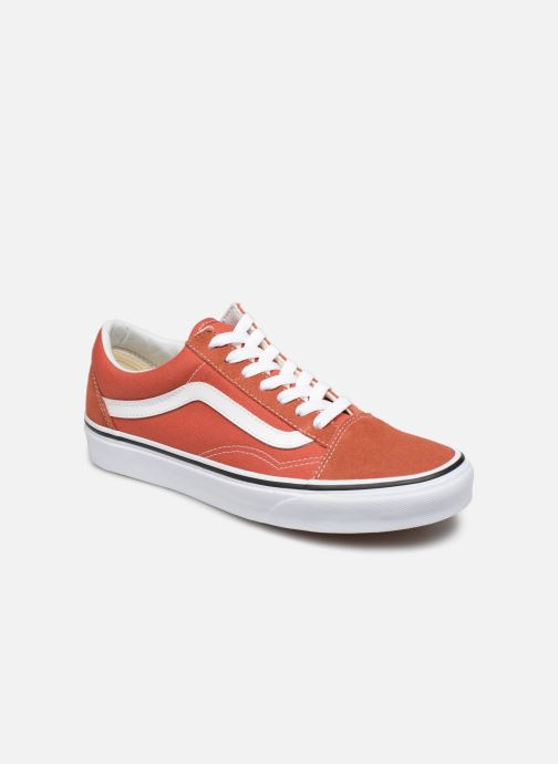 Trainers Vans Old Skool W Orange detailed view/ Pair view