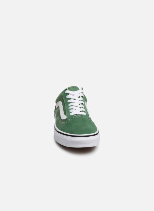 Sneakers Vans Old Skool W Grön bild av skorna på