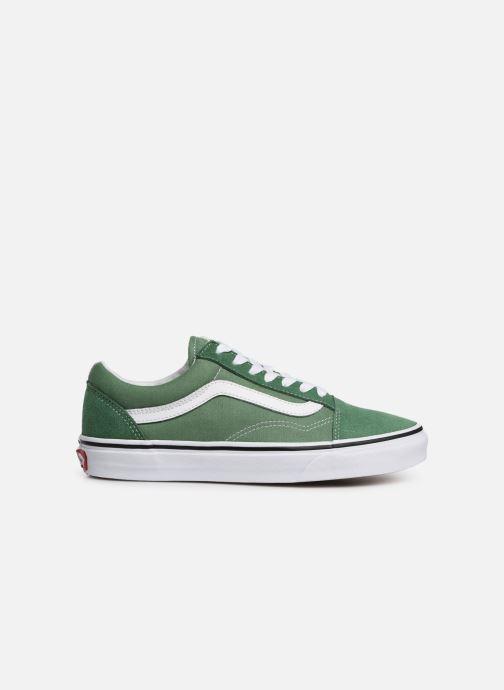 Sneakers Vans Old Skool W Grön bild från baksidan