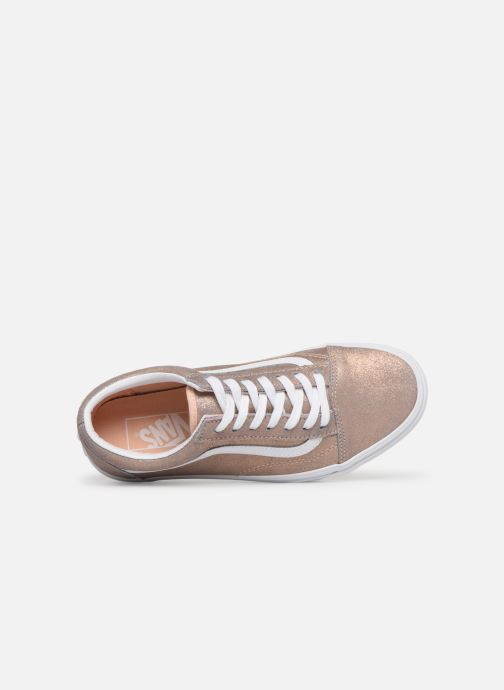 Vans Old Skool W (Rose) - Baskets chez Sarenza (396920)