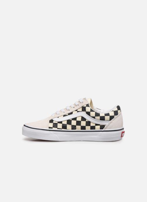 Sneakers Vans Old Skool W Wit voorkant