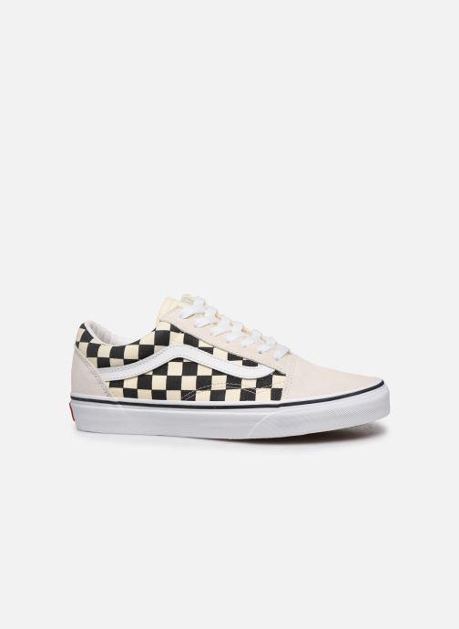 Sneakers Vans Old Skool W Bianco immagine posteriore