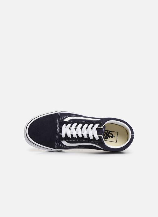 Sneakers Vans Old Skool W Azzurro immagine sinistra