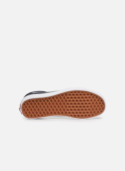 Sneakers Vans Old Skool W Azzurro immagine dall'alto