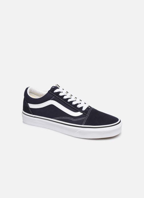 Sneakers Vans Old Skool W Blauw detail