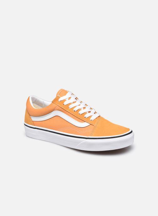 Sneakers Vans Old Skool W Oranje detail