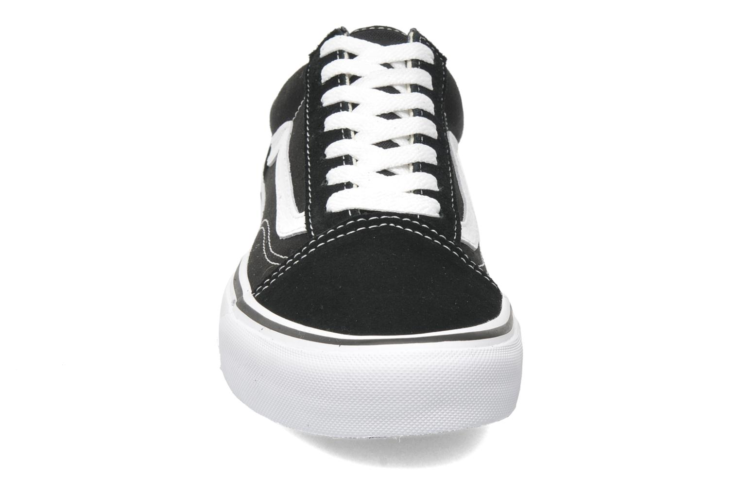 Sneakers Vans Old Skool W Zwart model