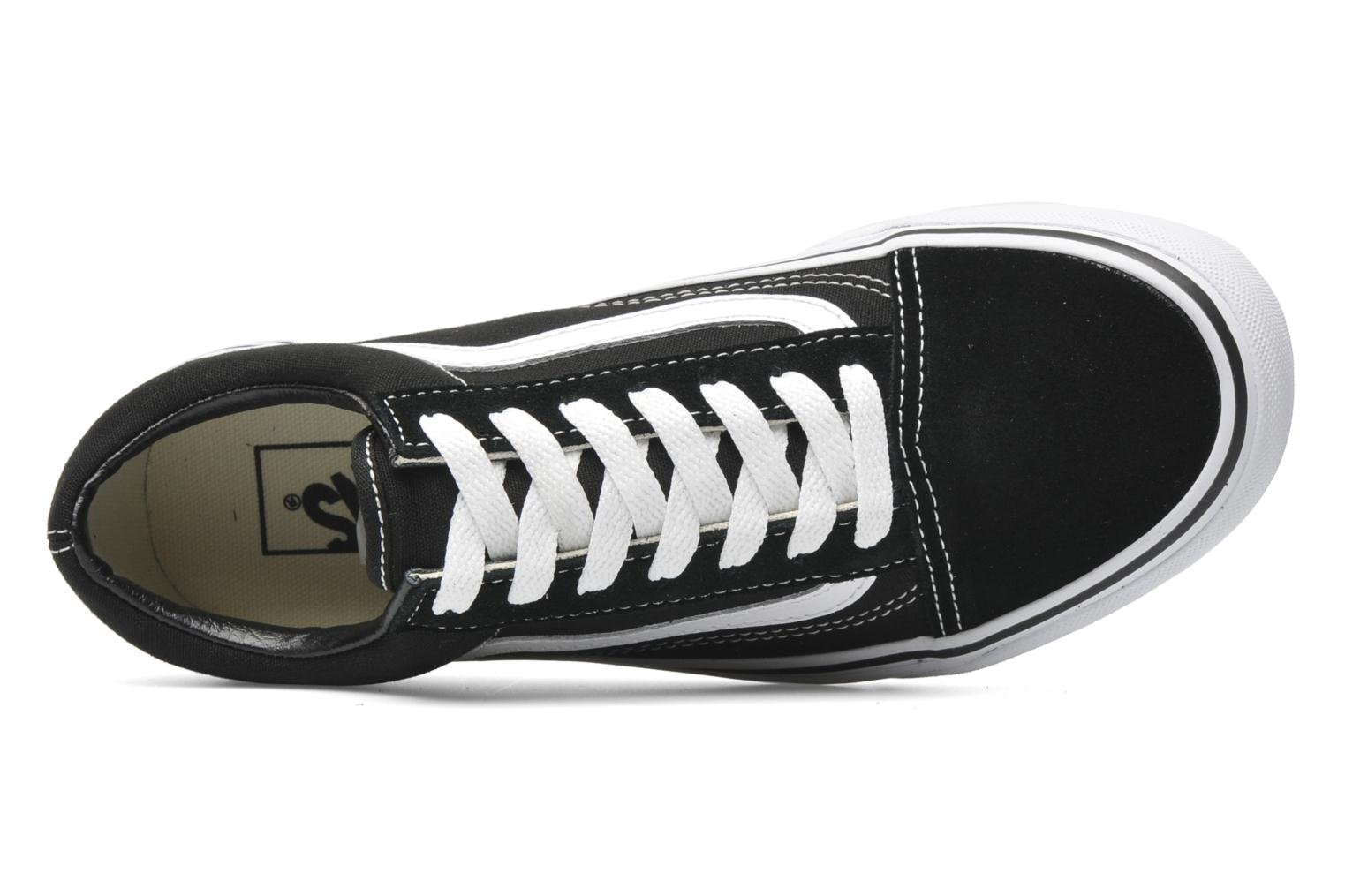 Sneakers Vans Old Skool W Zwart links