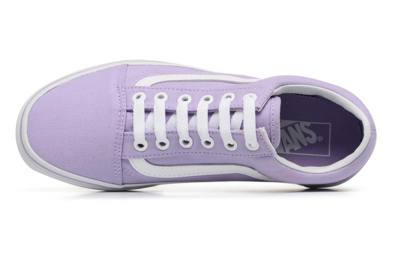 Sneakers Vans Old Skool W Paars links
