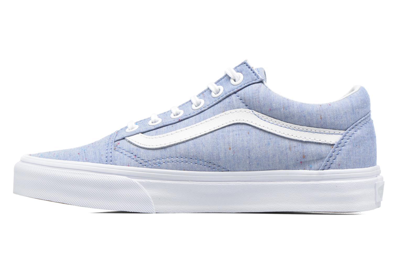 Sneakers Vans Old Skool W Blå se forfra