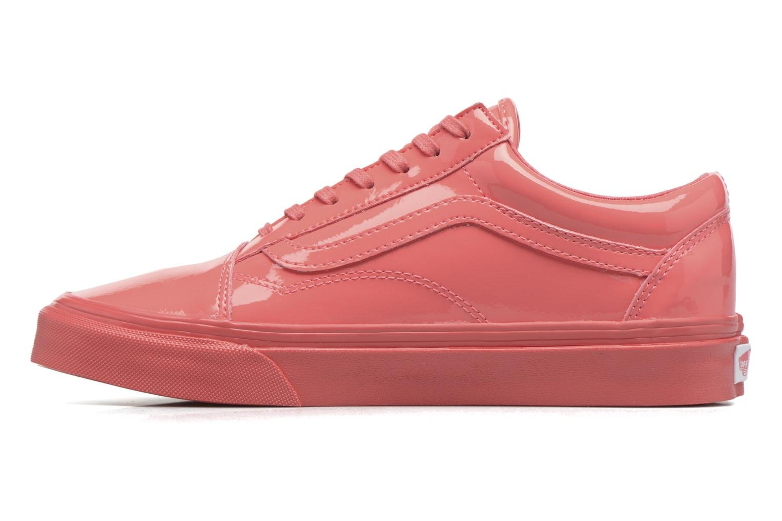 Trainers Vans Old Skool W Pink front view