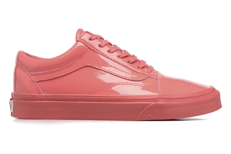 Sneakers Vans Old Skool W Roze achterkant