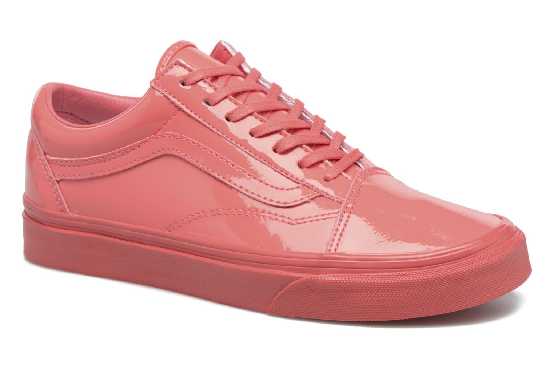 Sneakers Vans Old Skool W Roze detail