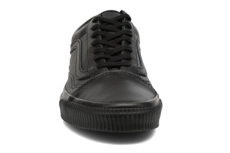 Baskets Vans Old Skool W Noir vue portées chaussures
