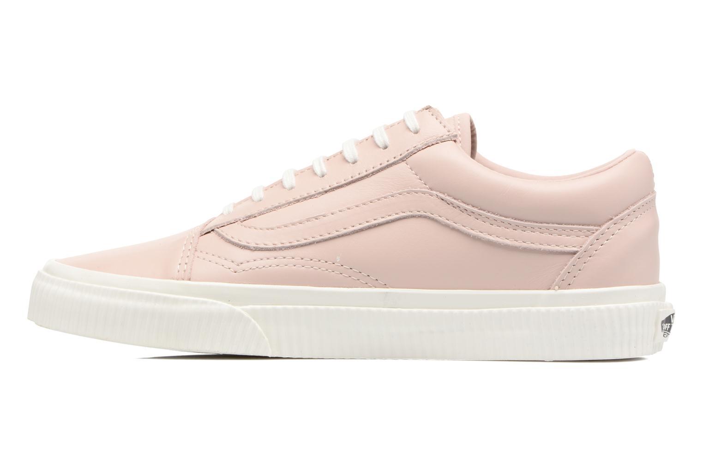 Sneakers Vans Old Skool W Pink se forfra
