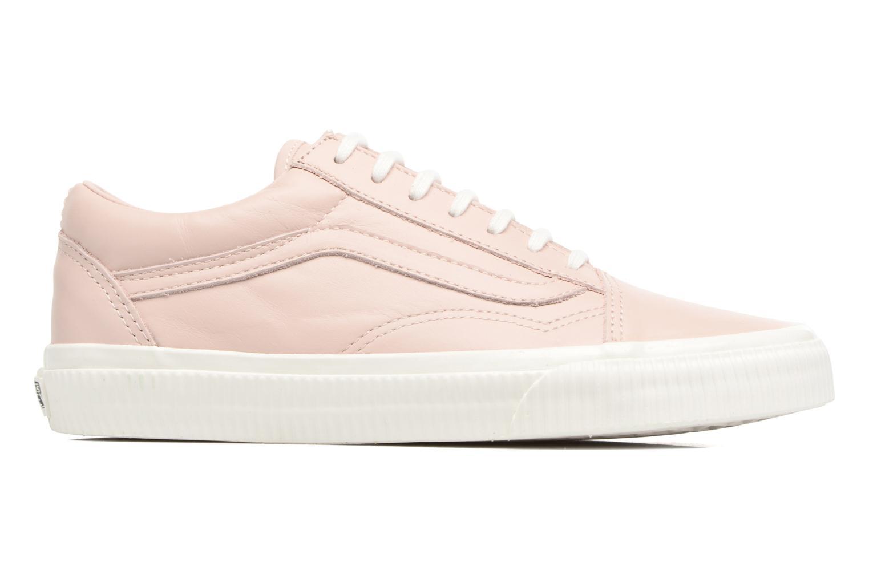 Sneakers Vans Old Skool W Pink se bagfra