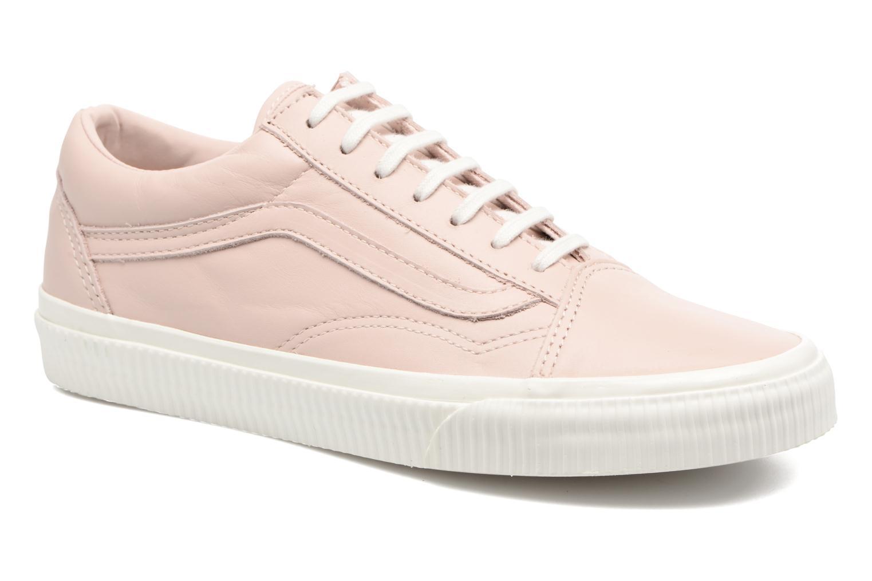 Sneakers Vans Old Skool W Pink detaljeret billede af skoene