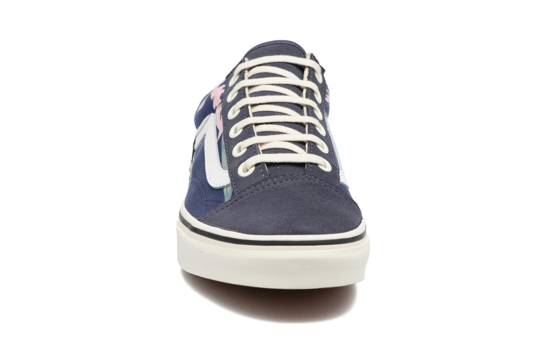 Sneakers Vans Old Skool W Blå bild av skorna på