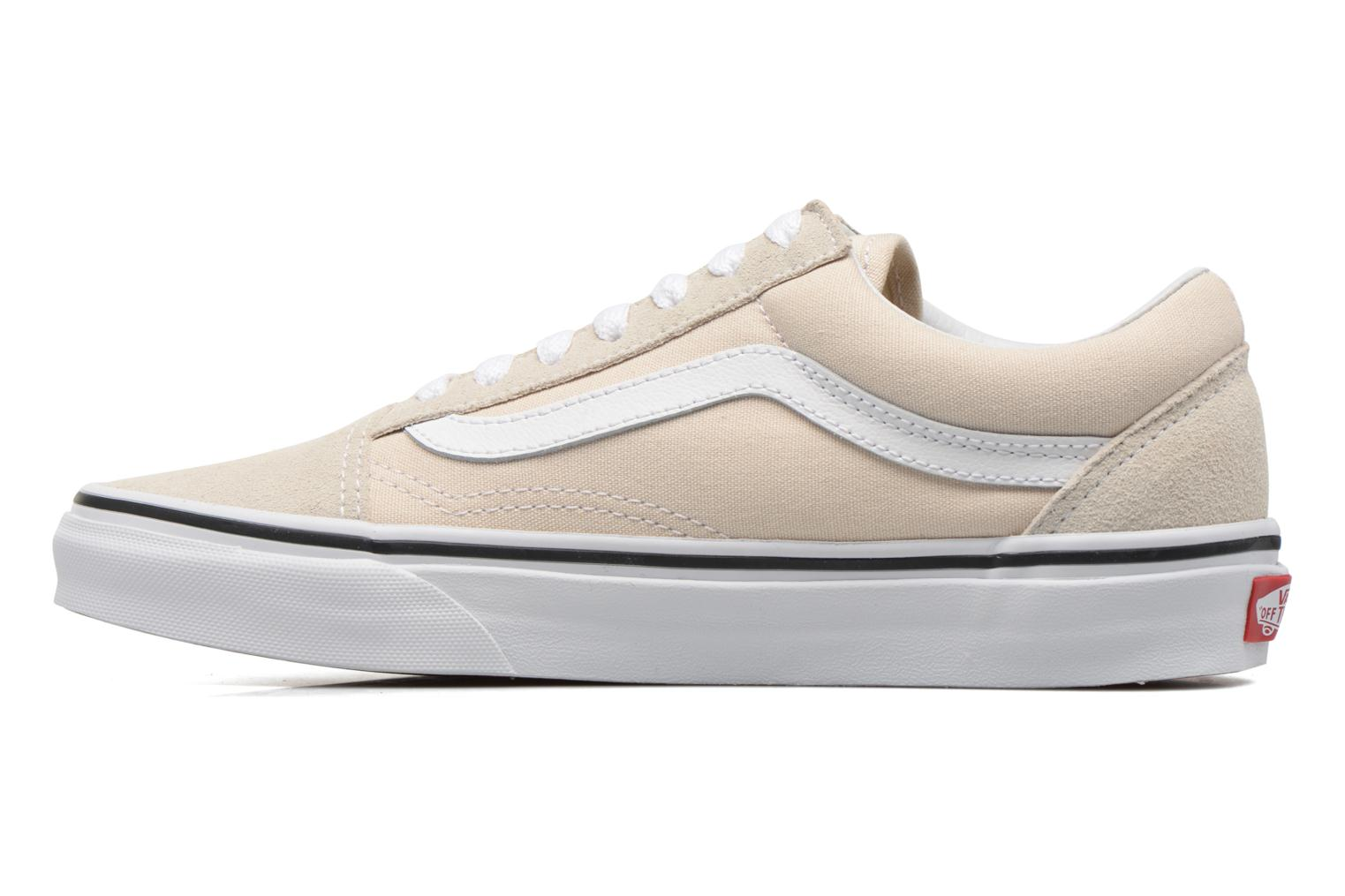 Trainers Vans Old Skool W Beige front view