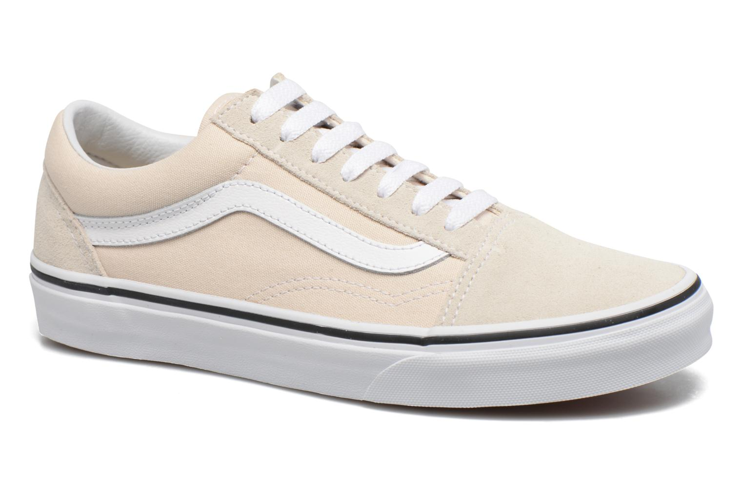 Trainers Vans Old Skool W Beige detailed view/ Pair view